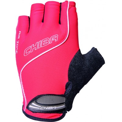 Chiba Cool Air Cycle Mitts - Red