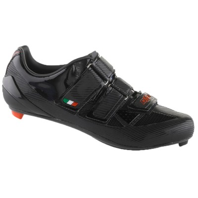 DMT Libra Road Cycling Shoe - Speedplay - Black/Red