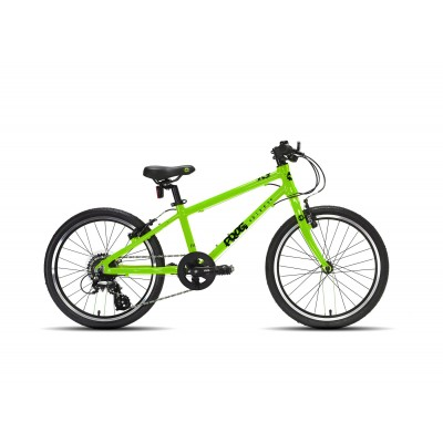 "Frog 55 Green 20"" wheel children's bike - (Apx age 6 - 7)"
