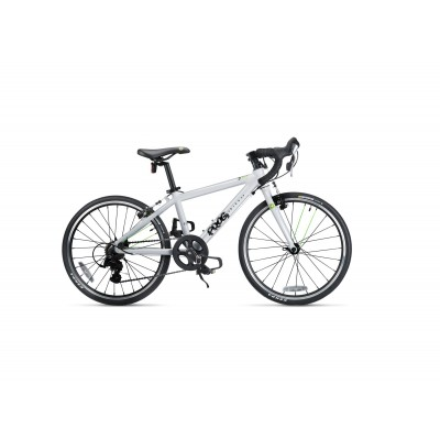 Frog Road 58 children's road bike - WHITE - (Apx age 6 - 7)