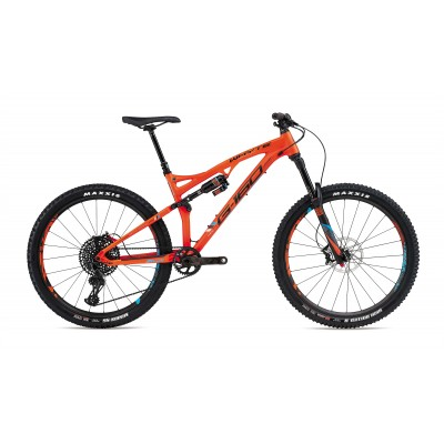 Whyte G-160 Works (2017) 650b full suspension mtb