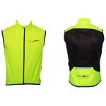 Funkier Evo WV-1504 / WV-1506 Windbreaker Gillet - Yellow