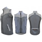 Funkier Alpine WV-1507 MTB Gillet in Black/Grey