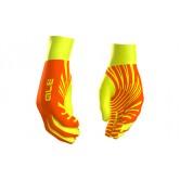 Alé Under Glove (AW15) - Orange/Yellow