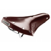 Brooks B17 Imperial Men's Saddle  - Brown - w/FREE Maintenance kit (worth £10!)
