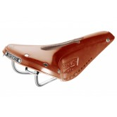 Brooks B17 Narrow Imperial Men's Saddle  - Honey - w/FREE Maintenance kit (worth £10!)