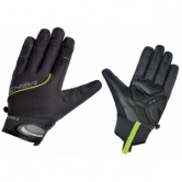 Chiba BioXCell Full Fingered Touring Glove - Black
