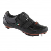 DMT Borealis MTB shoe - Black/Red