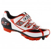 DMT Robur MTB shoe - Red/White
