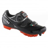 DMT Taurus Men's MTB Shoes - Black/Red
