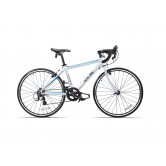 Frog Road 67 Team Sky children's road bike - WHITE  - (Apx age 8 - 12)