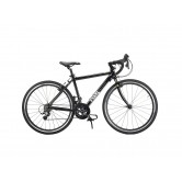 Frog Road 70 children's road bike - BLACK - (Apx age 11 - 14)