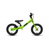 Frog Tadpole Green child's balance bike - (Aprox age 2 - 3)