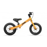 Frog Tadpole Orange child's balance bike - (Aprox age 2 - 3)