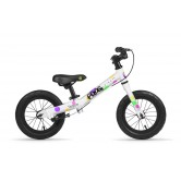 Frog Tadpole Spotty child's balance bike - (Apx age 2 - 3)