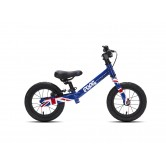 Frog Tadpole Union Jack child's balance bike - (Aprox age 2 - 3)