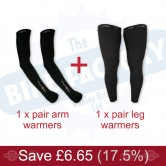 Funkier Arm & Leg Warmers - Bundle deal!