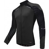 Funkier Force J-730-1-LW Gents Long Sleeve Jersey - Black