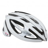 Lazer Genesis Helmet with Lifebeam - Matt White