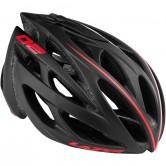 Lazer O2 DLX Helmet - Black / Red
