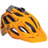 Lazer Oasiz Helmet - Orange Camo