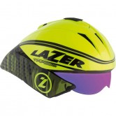 Lazer Tardiz Helmet - Camo Flash Yellow