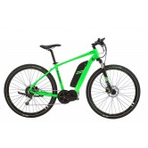 Raleigh Strada TSE Electric Bike - Green