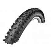 Schwalbe Nobby Nic Evolution TL-Ready SnakeSkin - 26 x 2.40'' Folding PaceStar Compound MTB Tyre in Black