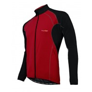 Funkier BWJ1302 TPU Waterproof Jacket in Red/Black