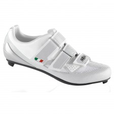 DMT Libra Road Cycling Shoe - White/Silver/Black