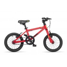 "Frog 43 Red 14"" wheel children's bike - (Aprox age 3 - 4)"