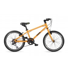 "Frog 55 Orange 20"" wheel children's bike - (Apx age 6 - 7)"