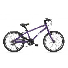 "Frog 55 Purple 20"" wheel children's bike - (Apx age 6 - 7)"