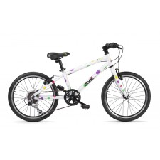 "Frog 55 Spotty 20"" wheel children's bike - (Apx age 6 - 7)"