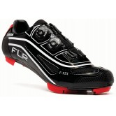FLR F-95X Strawweight MTB Race Full Carbon Sole - Gloss Black