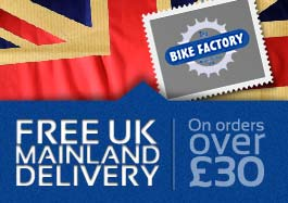 Free delivery available - The Bike Factory
