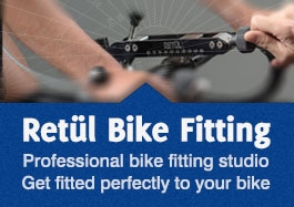 Retul professional bike fitting - The Bike Factory