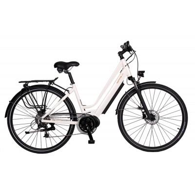 Batribike Gamma-S - White step through e-bike