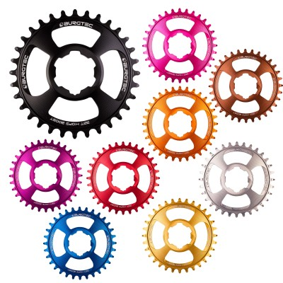 Burgtec Hope Boost Direct Mount Thick Thin Chainring - All options