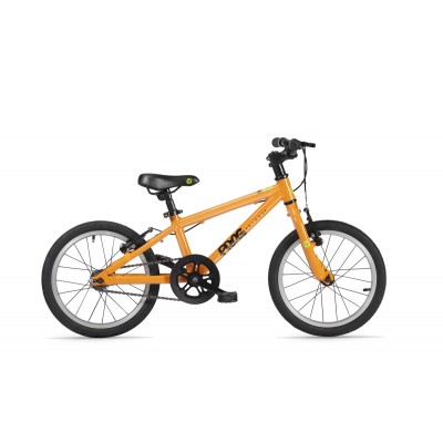 "Frog 48 Orange 16"" wheel children's bike - (Aprox age 4 - 5)"