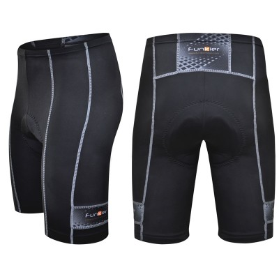Funkier Force S-203-C1 - Mens 10 Panel Active Shorts