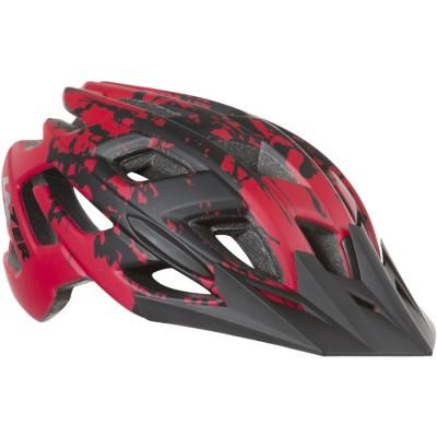 Lazer Ultrax Helmet - Matt Red / Black