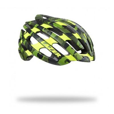 Lazer Z1 Road Helmet - Camoflash Yellow
