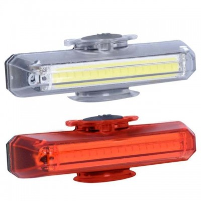 Oxford Ultratorch set – LED Front and Rear Cycle Lights