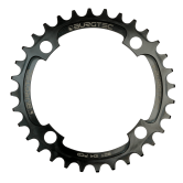 Burgtec 104 BCD Thick Thin Chainring (for Shimano cranks)