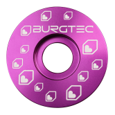 Burgtec Top Cap - Purple Rain stem cap