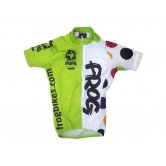 Frog Children's Cycle Jersey