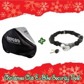 Christmas Club E-Bike Security Deal