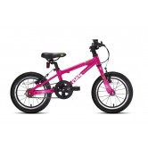 Frog 40 Pink - child's bike - (Apx age 3 - 4)