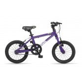 "Frog 43 Purple 14"" wheel children's bike - (Aprox age 3 - 4)"